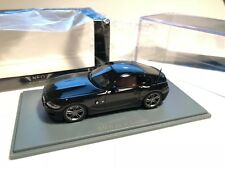 1/43 NEO Models BMW E85 Z4 M Coupe Sapphire Black/Black Gunmetal wheels Resin