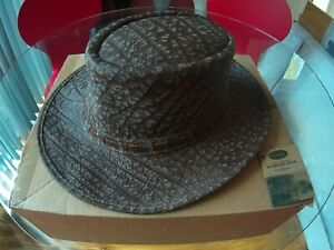 Rogue African Buffalo Hat. Size 57.5cm. Brand New. Free Postage.