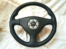 Mitsubishi Lancer EVO 4 5 6 CP9A MOMO TOMMI MAKINEN ED Steering Wheel NEW RETRIM