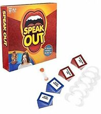 New Funny  Speak Out Board Game Mouthguard Challenge Game Christmas Gift