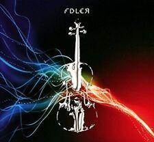 FDLER (VIOLIN/ELECTRONIC DUO) - FDLER [SLIPCASE] NEW CD