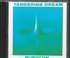 CD ALBUM--TANGERINE DREAM--RUBYCON--1975/1984
