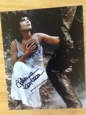 Adrienne Barbeau Authentic Hand Signed Photo - SWAMP THING MOVIE STAR