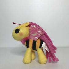 "Lalaloopsy Ponies Honeycomb The Bumblebee Plush Stuffed Animal 6"" Tall"
