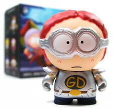 "Kidrobot SOUTH PARK FRACTURED BUT WHOLE Series GENERAL DISARRAY 3"" Vinyl Figure"