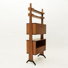 Libreria AV Arredamenti Contemporanei anni 60, mid century wall unit, 60's