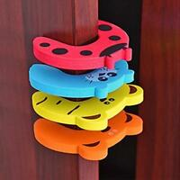 1Pc Baby Safety Foam Door Jammer Guard Finger Protector Stoppers Animal new