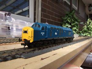 Bachmann Class 37 BR Rail Blue, 37251