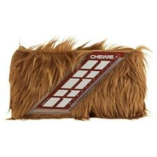 Star Wars The Force Awakens Chewbacca Chewie Fur Pencil Case
