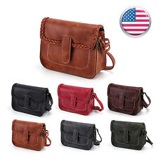 Women Leather Handbag Shoulder Hobo Purse Messenger Crossbody Tote Bag H0015