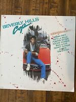 "BEVERLY HILLS COP-Original Motion Picture Soundtrack- 12"" Vinyl Record LP - EX"
