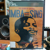 IMBA MEANS SING DVD Ex library free shipping Documentary, Music
