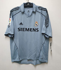 2005-06 Real MADRID Away Shirt S/S No.9 RONALDO Player Issue Formotion La Liga