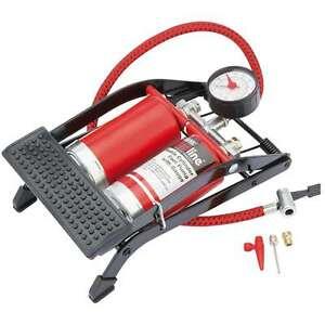 Draper 68473 Double Cylinder Foot Pump