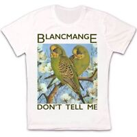 Blancmange Don't Tell Me Synth Pop 80s Retro Vintage Hipster Unisex T Shirt 2051