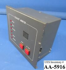 Kokusai Electric Dd-1203V Exhaust Monitor Zestone Dd-1203V 300mm Used Working