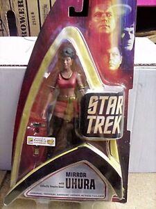 "Art Asylum Star Trek The Original Series Action Figure Uhura ""Mirror, Mirror"""