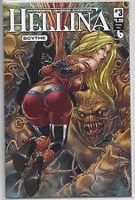 Hellina #3 Scythe Stunning Cover Boundless Comics