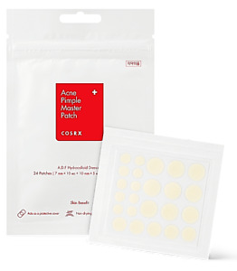 COSRX Acne Pimple Master Patch, 1 sheet 24 patches - US Seller