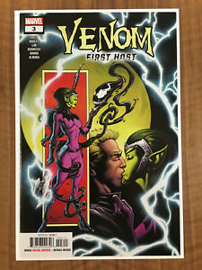 Venom First Host #3, first print 1st appearance Sleeper, VF/NM Condition