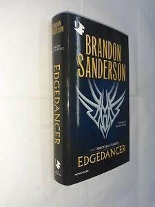 EDGEDANCER CRONACHE FOLGOLUCE - BRANDON SANDERSON - MONDADORI - 2021