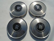 ROLLS ROYCE CORNICHE WHEEL COVER HUB CAP  STAINLESS STEEL