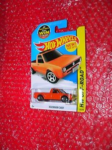 2015 Hot Wheels Volkswagen Caddy #124 HW Off-Road  CFV19-09B1F