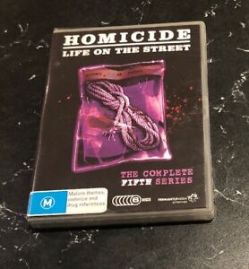 homicide life on the street Series 5