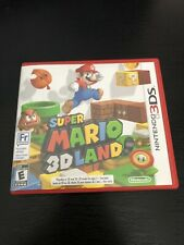 Super Mario 3D Land Complete In Good Working Condition W/Manuals (3DS, 2011)