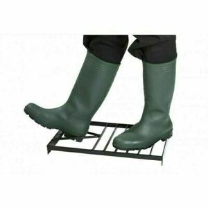 Garland Boot Shoe Scraper Cleaner Metal Outdoor Grate Cleaning Boot Pull