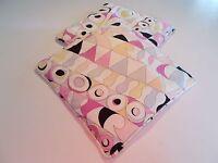 Vintage Emilio Pucci Signed Modernist Pillow Pair . Statement Designer Pillows