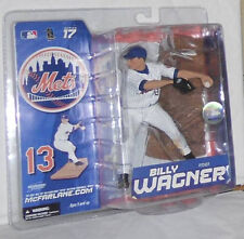 2007 NEW YORK METS #13 BILLY WAGNER MLB SERIES 17 McFARLANE ACTION FIGURE