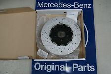 Mercedes Benz C63 AMG 08-12 Brake Front Rotor Rotors Genuine W204 2194210212