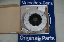 Mercedes Benz C63 AMG 08-12 Brake Front Rotor Rotors Genuine W204 2194210212