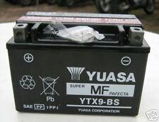 Yuasa Battery YTX9-BS Yamaha XT 600 E, XT600, 3TB, 91 XTZ660, XTZ 660, NEW