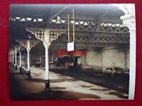 PHOTO  MALTON RAILWAY STATION 1983