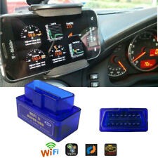ELM327 OBD2 Bluetooth Diagnostic Car Auto Interface Scanner For iPhone Android