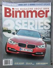 BIMMER BMW MAGAZINE 2012 APRIL #105 3 SERIES E39 M1 M M3 E92 E90 E46 E36 F13 E24