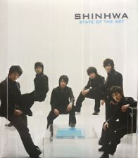 Shinhwa State of the Art CD (2006, Good! EMG Inc.) KPOP