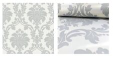 Arthouse ROMEO Damask Grey Shimmer Silver Wallpaper 693503