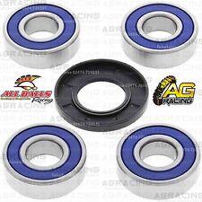 All Balls Rear Wheel Bearings & Seals Kit For Yamaha YZ 125 1983 83 Motocross