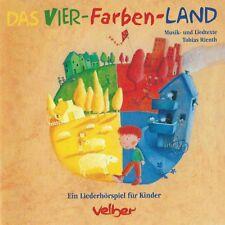 CD Das Vierfarbenland Original