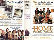 HOME FOR THE HOLIDAYS - VHS - PAL - NEW - Never played! - Original Oz release