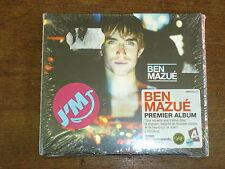 BEN MAZUE Premier album DIGIPACK CD
