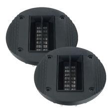 2x Monacor RBT-95 60W 8OHM Ribbon Tweeter Replacement Speaker Part