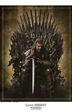 Collector Artprint Game of Thrones Le Trône de Fer édition poster 1500 ex