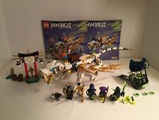 LEGO Ninjago Master Wu Dragon 70734 Complete w/ Minifigures & Instructions 2015