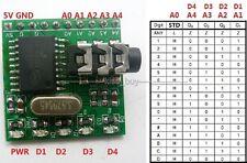 MT8870 DTMF Voice Decoder Controller Module for Arduino UNO r3 DUE MEGA2560 r3