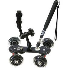 Vidpro SK-22 Professional Skater Dolly for Digital SLR Cameras & Video Camcorder