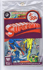 Action Comics/DC Comics Presents, Whitman 2 Comic Multi-Pack